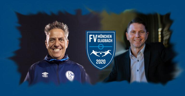 Neue Trainer FV Mönchengladbach - Marco Ketelaer und Daniel Kampa