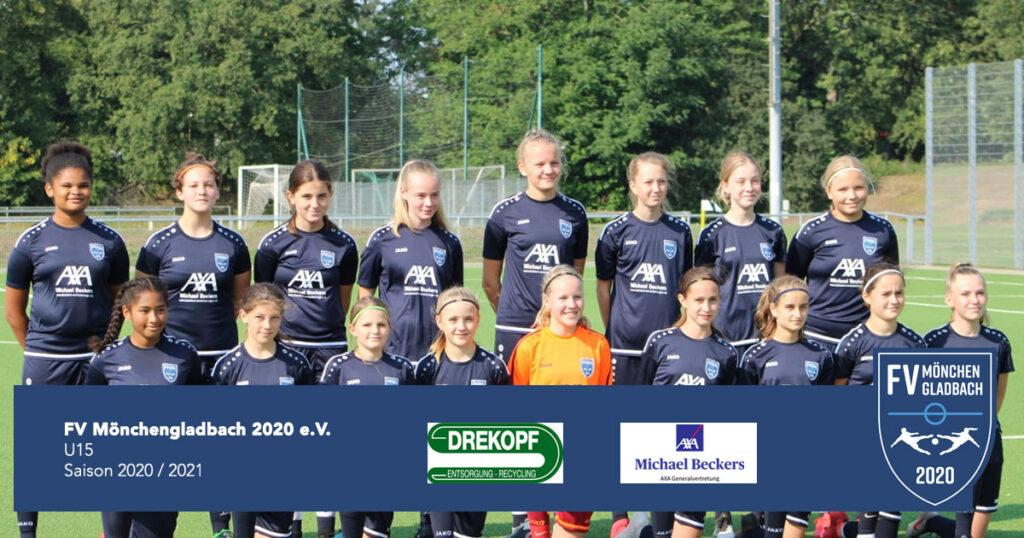 U15 FV Mönchengladbach 2020
