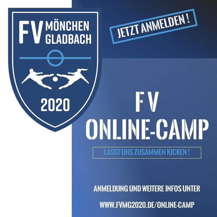 FV Mönchengladbach 2020 e.V. - Online-Camp