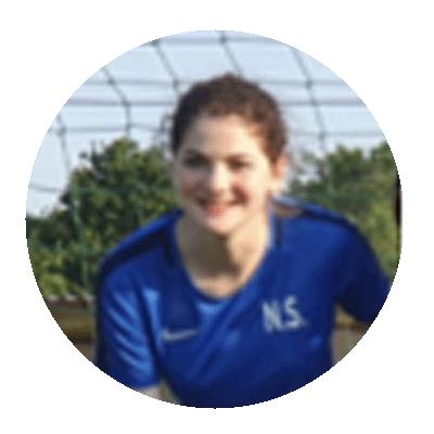 Nele Schendzielorz - Trainerin FV Mönchengladbach
