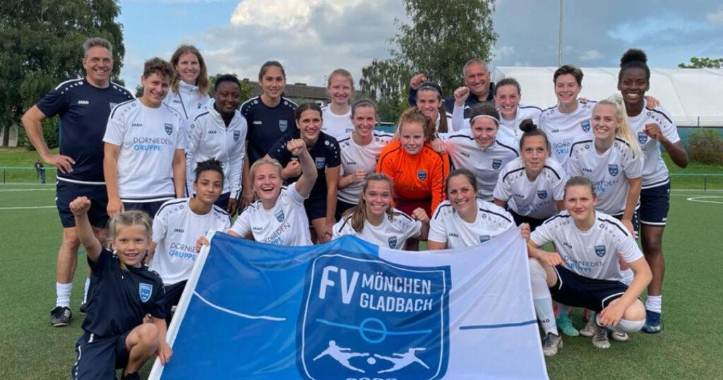 1 Frauen - FV Mönchengladbach 2020 eV