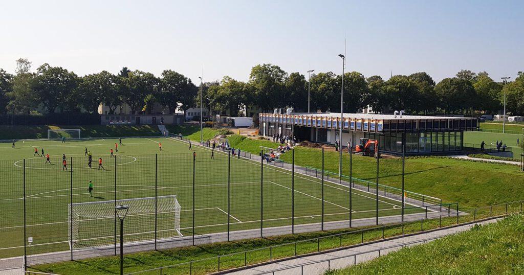 Campuspark Rheydt - FV Mönchengladbach 2020 - U17